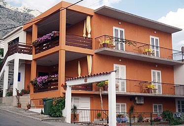 Apartmani Makarska LOVRETA UJEVIĆ ŽELJKA