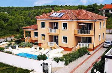 Apartmani Zadar SKROČE EDI