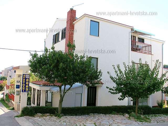 Apartamenty Chorwacja: Vodice