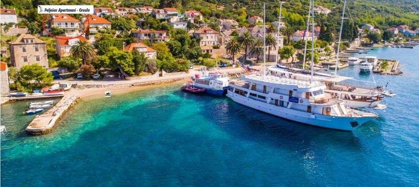 Appartamenti Croazia: alloggi privati a Orebić