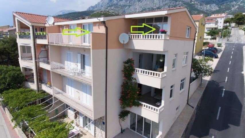 Apartmanok Makarska APARTMANI LIVIRA