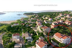 Apartments Croatia: Lopar