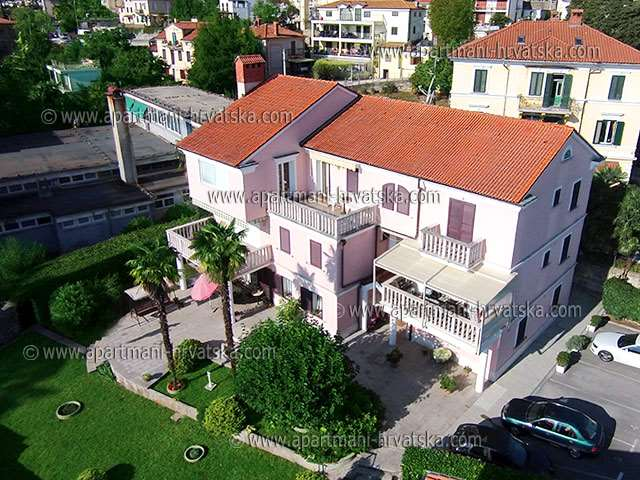 Apartmani Hrvatska: Opatija
