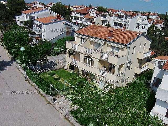 Apartmány Krk BOGDANIĆ RAJKO