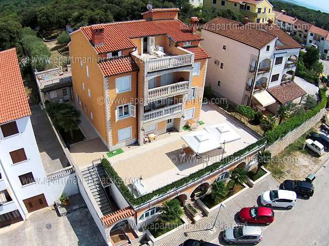 Apartments Croatia: Vrsar