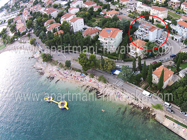 Accommodation near Crikvenica