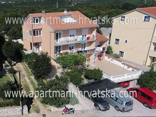 Apartmány Novi Vinodolski APARTMANI BARIČEVIĆ VL. ANTON BARIČEVIĆ