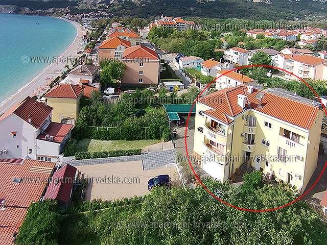 Ferienwohnungen Baška GRBAC DANIJELA