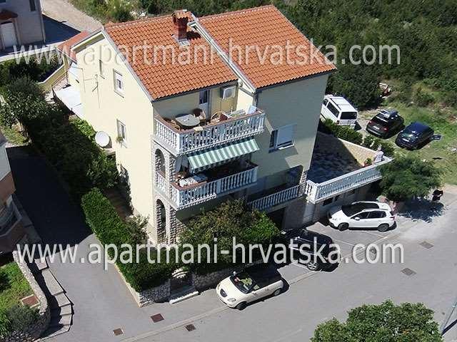 Holiday rentals Novi Vinodolski KOLUNDŽIĆ IVANKA