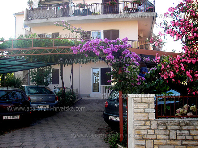 Accommodation near BRODARICA