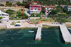 Accommodation near Supetarska Draga