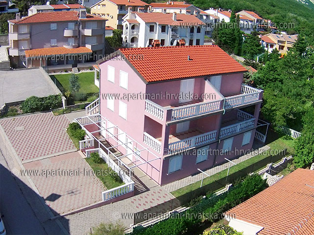 Accommodation near Baška