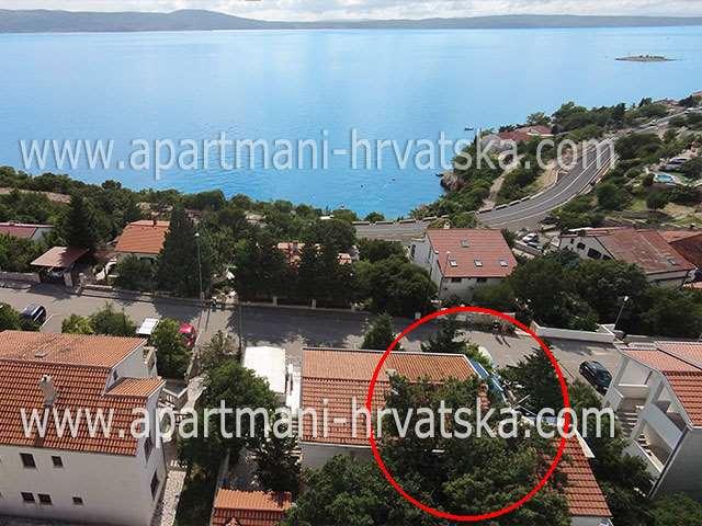 Apartmány Novi Vinodolski ANDRETIĆ ŽELJKO