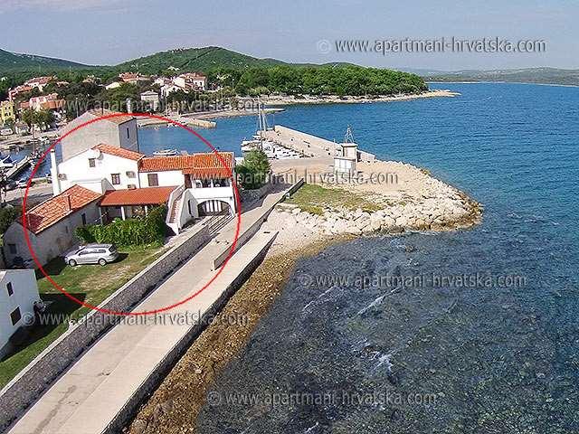 Apartamenty Chorwacja: Nerezine