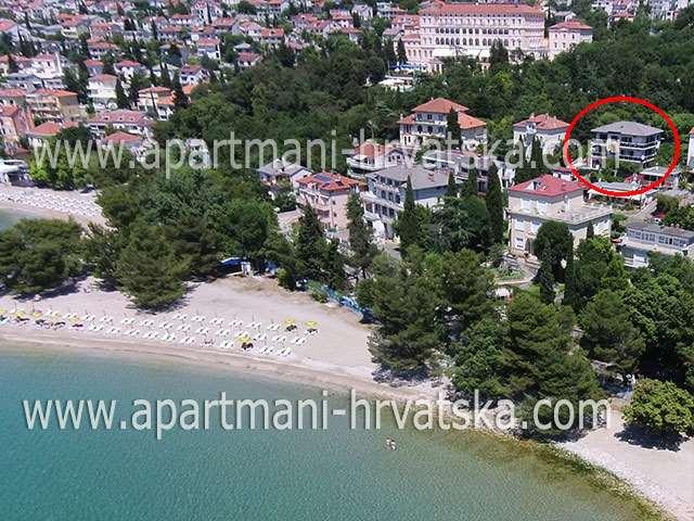 Ferienwohnungen Crikvenica ROPAC HARIS