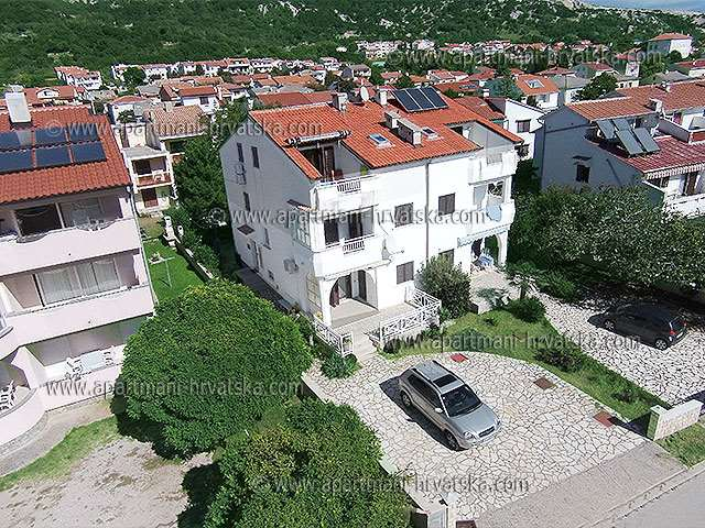 Appartamenti Baška APARTMANI TEA ANITA ŠERVENTIĆ