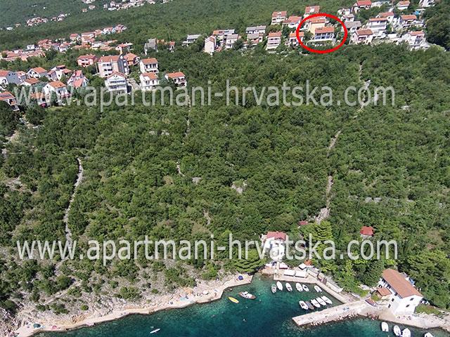 Lägenheter Kroatien: Jadranovo