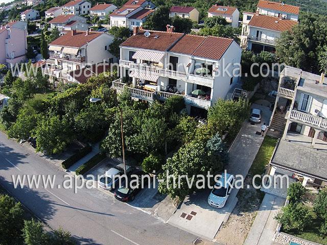 Apartmány Novi Vinodolski PLJEŠA MARIJA