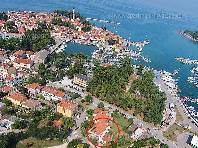 Holiday rentals Novigrad LAZARIĆ VALTER