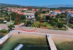 Apartments Croatia: Rab, Barbat