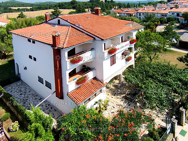 Accommodation near POREČ