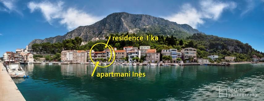 Апартаменты Драшнице APARTMANI -INES- GLUČINA BORISLAV