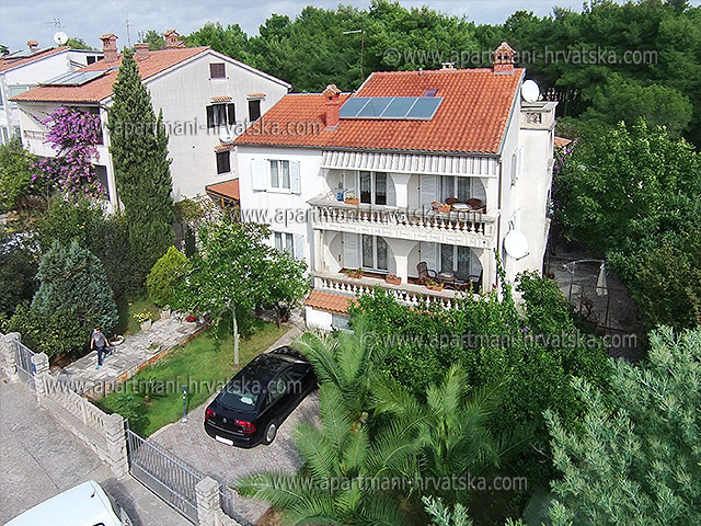 Accommodation near Mali Lošinj