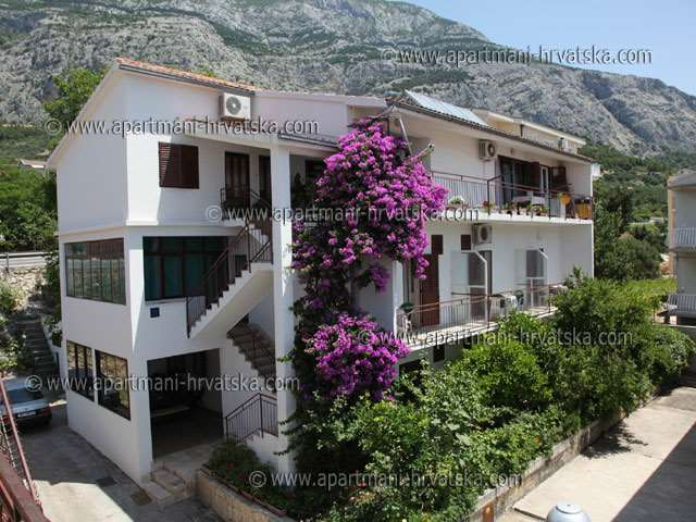 Accommodation near Makarska