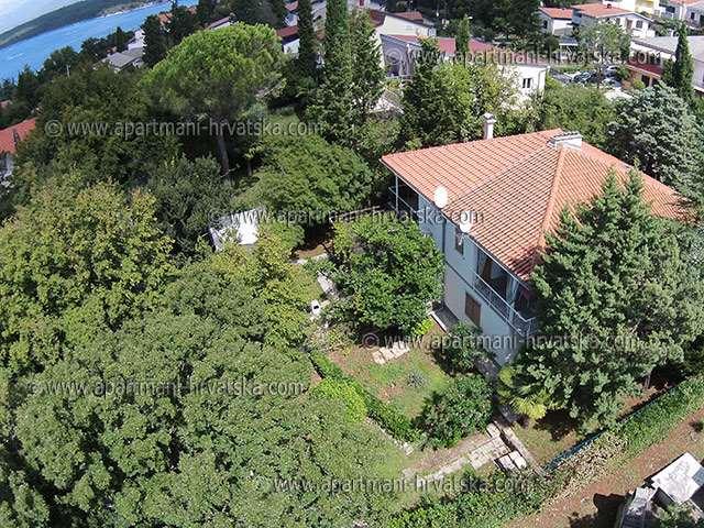 Apartm�ny Chorvatsko priv�tn� ubytov�n� v NJIVICE