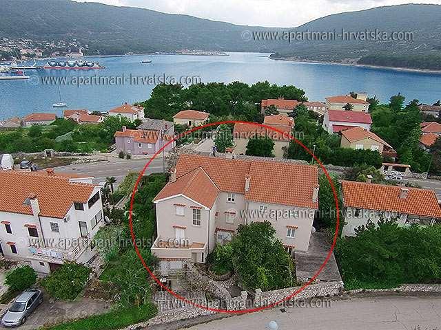 Апартаменты Црес MEDARIĆ ŽELJKO