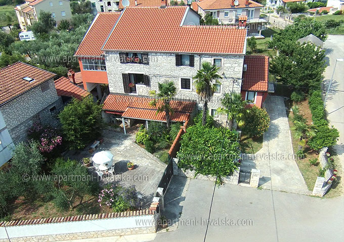 Апартаменты Умаг MARKOVIĆ MIRJANA