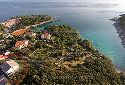 Kwatery prywatne Rab, Suha Punta MIHELČIĆ - KURELIĆ VESNA