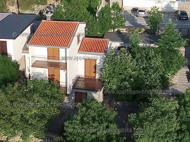 Apartmani Hrvatska: Klenovica