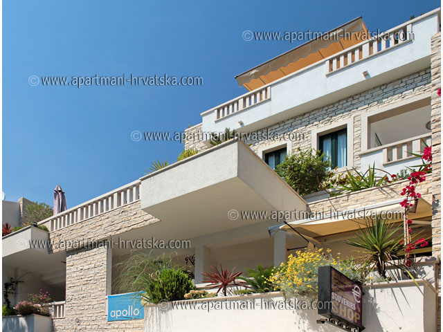 Apartamenty Chorwacja: Makarska