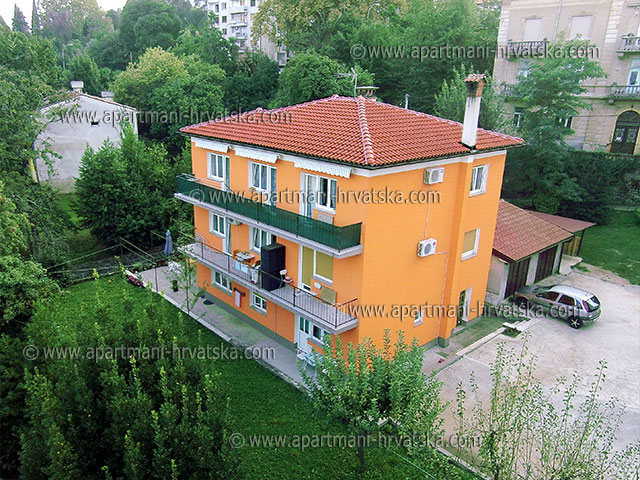 Apartments Croatia: Lovran