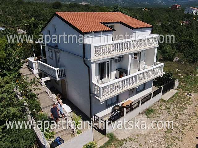 Apartmány Novi Vinodolski MARIČIĆ ZVJEZDAN