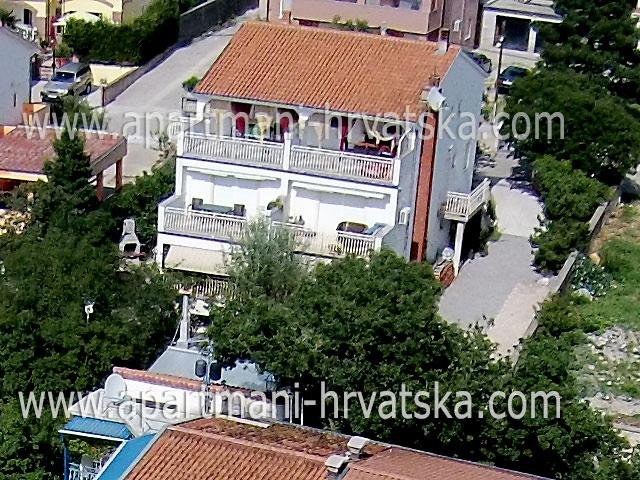 Ferienwohnungen Novi Vinodolski KARAŠIĆ RANISLAV