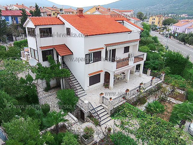 Apartments Croatia: Cres