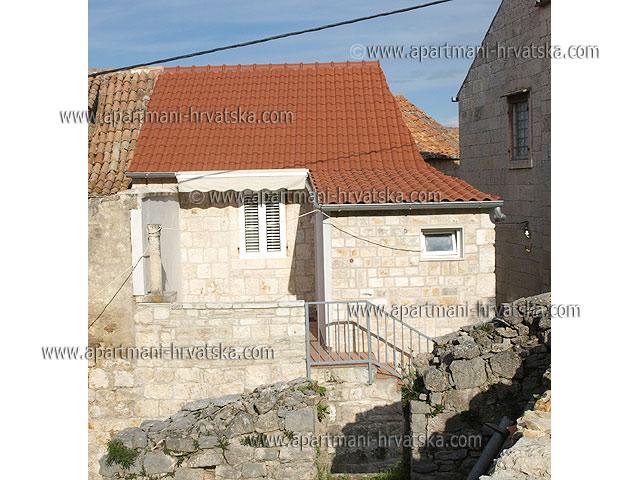 Апартаменты в Хорватии: Вис
