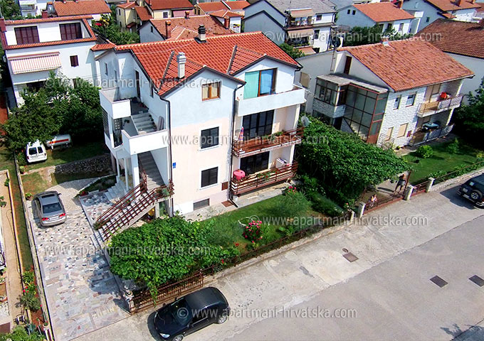 Accommodation near Umag
