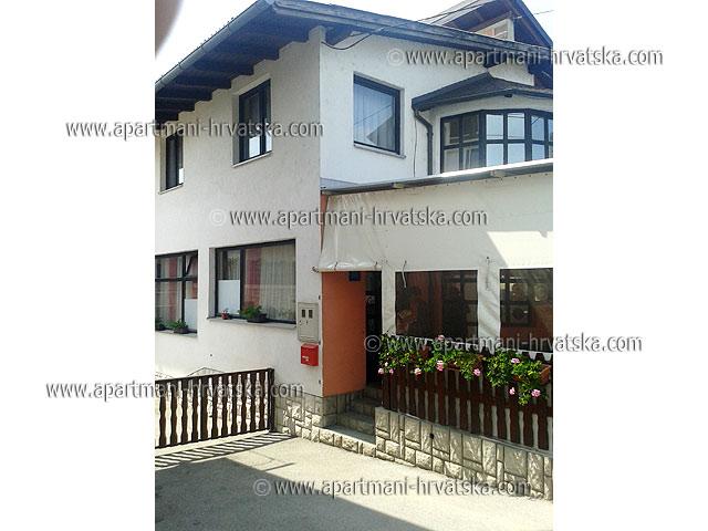 Apartmanok Károlyváros GORŠIĆ STJEPAN ZIMMER, ROOMS, SOBE
