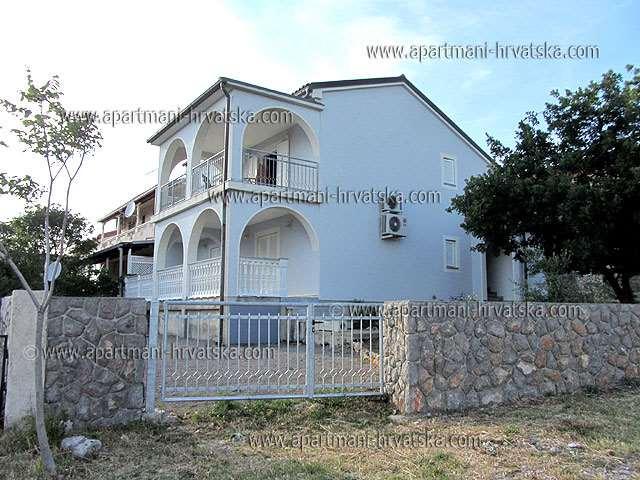 Apartmány Novi Vinodolski TOMAS ZLATIBOR