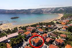 Apartmani Hrvatska: Lopar