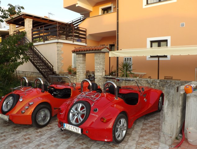Apartments Croatia: UMAG