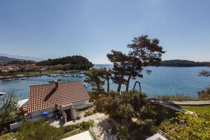 Apartments Croatia: Rab, Palit