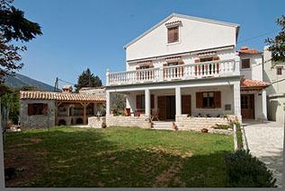 Apartmanok Nerezine Villa Frida
