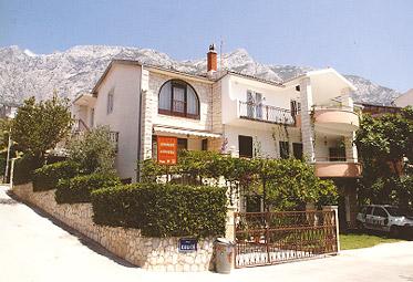 Apartmani Hrvatska: Makarska